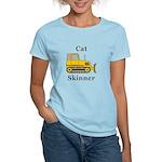 Cat Skinner Women's Light T-Shirt