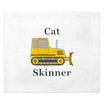 Cat Skinner King Duvet