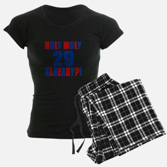 29 Holy Moly Birthday Design Pajamas