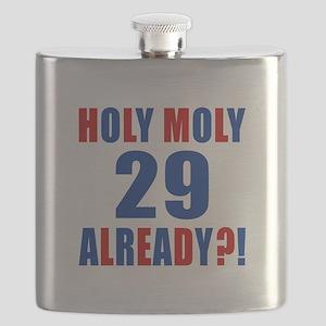 29 Holy Moly Birthday Designs Flask