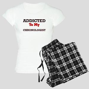 Addicted to my Chronologist Women's Light Pajamas