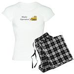 Blade Operator Women's Light Pajamas