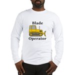 Blade Operator Long Sleeve T-Shirt