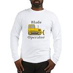 Blade Operator Long Sleeve T-Shirt