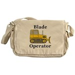 Blade Operator Messenger Bag