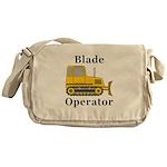 Blade Operator Messenger Bag