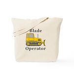 Blade Operator Tote Bag