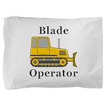 Blade Operator Pillow Sham