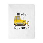 Blade Operator Twin Duvet