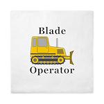 Blade Operator Queen Duvet