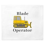 Blade Operator King Duvet
