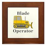 Blade Operator Framed Tile