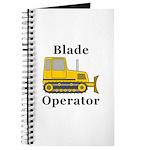Blade Operator Journal