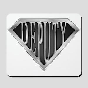 SuperDeputy(metal) Mousepad