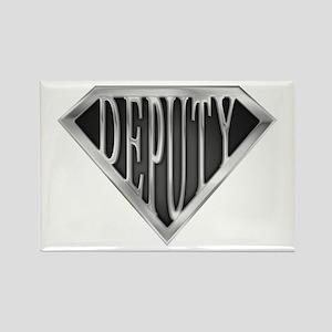 SuperDeputy(metal) Rectangle Magnet