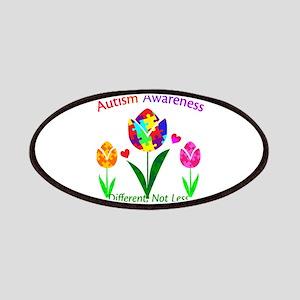 Autism Awareness Tulip Patch