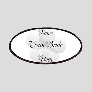 Cute Team Bride Anemone Patch