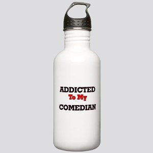 Addicted to my Comedia Stainless Water Bottle 1.0L