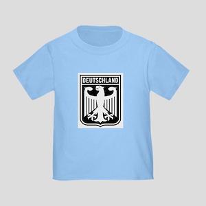 Deutschland Eagle Toddler T-Shirt