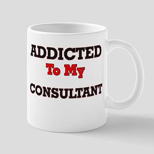 Addicted to my Consultant Mugs