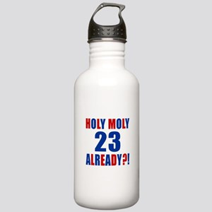 23 Holy Moly Birthday Stainless Water Bottle 1.0L