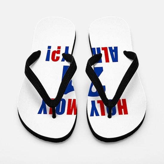 21 Holy Moly Birthday Designs Flip Flops