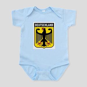 Deutschland Eagle Infant Bodysuit