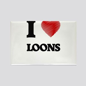 I love Loons Magnets