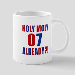 07 Holy Moly Birthday Designs Mug