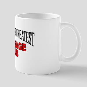 """The World's Greatest Cribbage Club"" Mug"