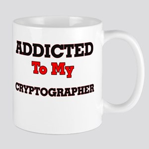 Addicted to my Cryptographer Mugs