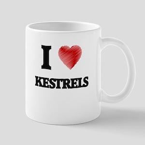 I love Kestrels Mugs