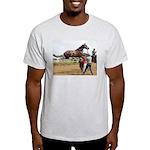 Vertical Take Off Grey T-Shirt