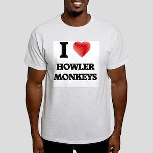 I love Howler Monkeys T-Shirt