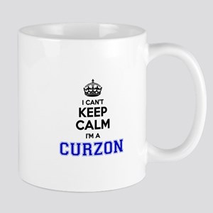 Curzon I cant keeep calm Mugs