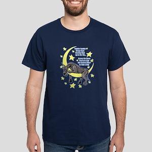 Great Dane Black Twinkle Dark T-Shirt