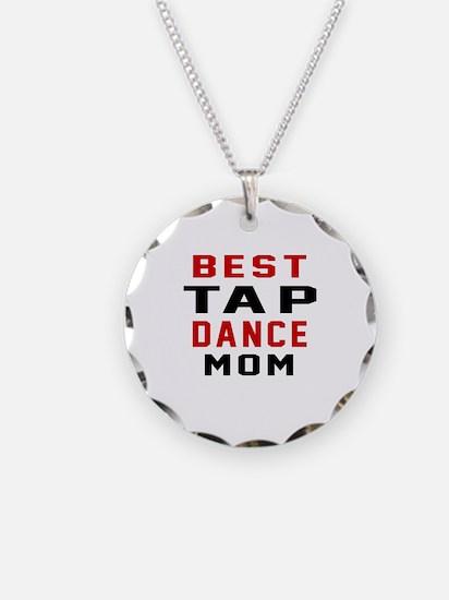 Tap dance Dance Mom Designs Necklace