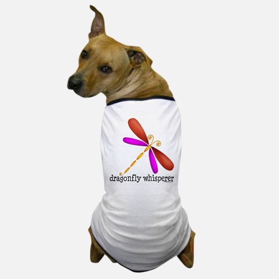 Lg. Dragonfly Dog T-Shirt