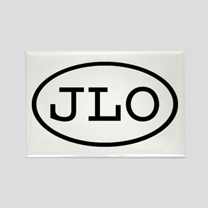 JLO Oval Rectangle Magnet