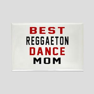 Reggaeton Dance Mom Designs Rectangle Magnet