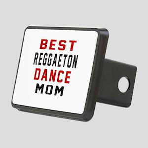 Reggaeton Dance Mom Design Rectangular Hitch Cover