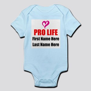 Pro Life Body Suit