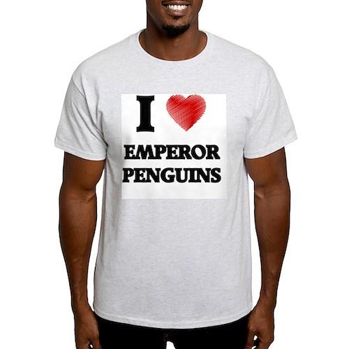 I love Emperor Penguins T-Shirt