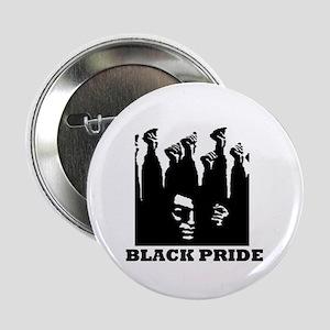 Black Pride Button