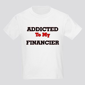 Addicted to my Financier T-Shirt