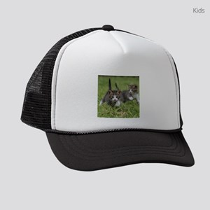 Cat_2015_0102 Kids Trucker hat