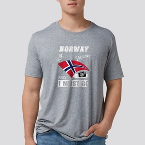 Norway Is Calling And I Must Go T Shirt T-Shirt