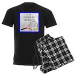 tennis joke Pajamas