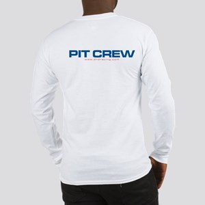 DND Racing Long Sleeve Pit Crew Shirt