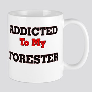 Addicted to my Forester Mugs